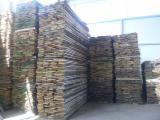 European White Oak Planks, FSC, 26; 29 mm thick
