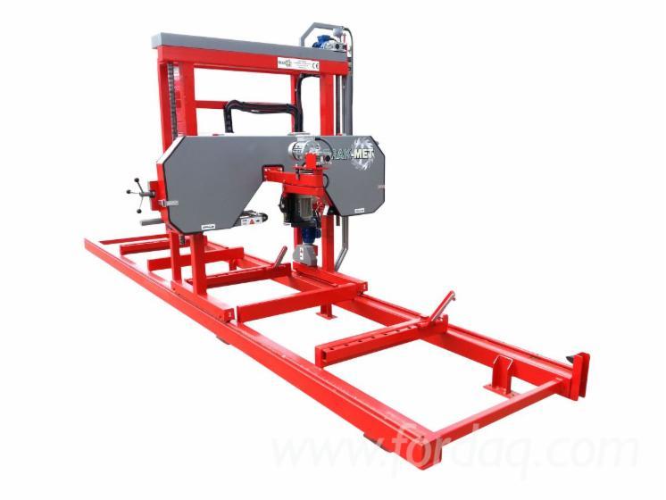 New-TRAK-MET-Sawmill-For-Sale