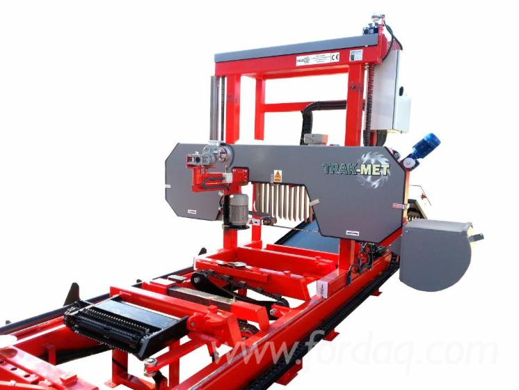 New-TRAK-MET-TTP-600-PREMIUM-PLUS-Sawmill-For-Sale