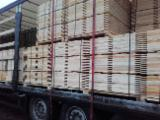 Lithuania Sawn Timber - Pine/Spruce Elements for Pallets, 15; 18; 25 mm thick