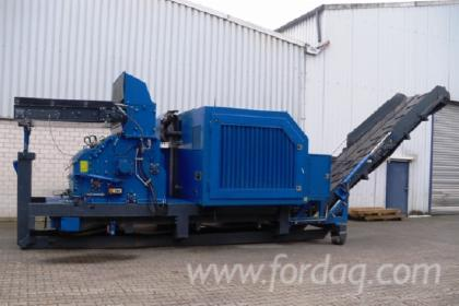 Used-HUSMANN-HFZ-2011-Accessory-Chipper---Hogger