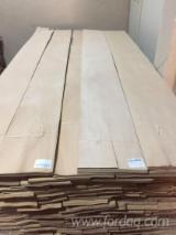 Wholesale Wood Veneer Sheets - Sliced Beech/Oak Veneer Good Quality for Sale, 0.5; 0.52; 0.57; 0.6 mm thick