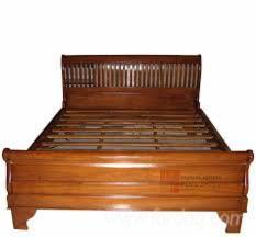 Teak Beds Colonial