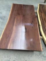 Buy Or Sell Wood Table Tops - Worktops - Countertops - Solid Wood Walnut Kitchen Countertops