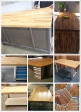 Sycamore Office Furniture And Home Office Furniture - Hard Maple/Sycamore Desks
