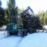 Forstmaschinen Forwarder - Forwarder Gremo