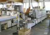 Machinining Centre For Routing, Sawing, Boring, Edge Banding Brandt KD 99 旧 德国