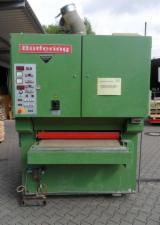 Bütfering Woodworking Machinery - Used Bütfering AWS 2CE 1100 1992 Belt Sander For Sale Germany