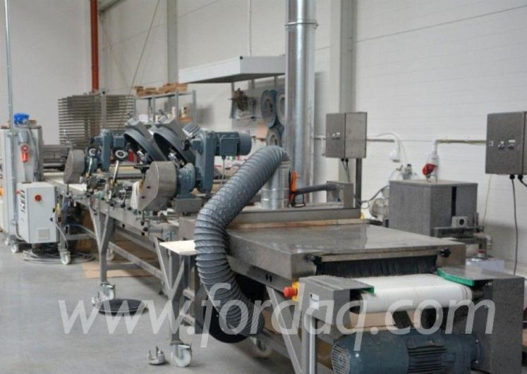 Used-Wirth-U-2011-Complete-Production-Line---Other-For-Sale