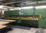 OMPEC Woodworking Machinery - Used Ompec TRO 2L10 1994 Veneer Clipper For Sale Germany
