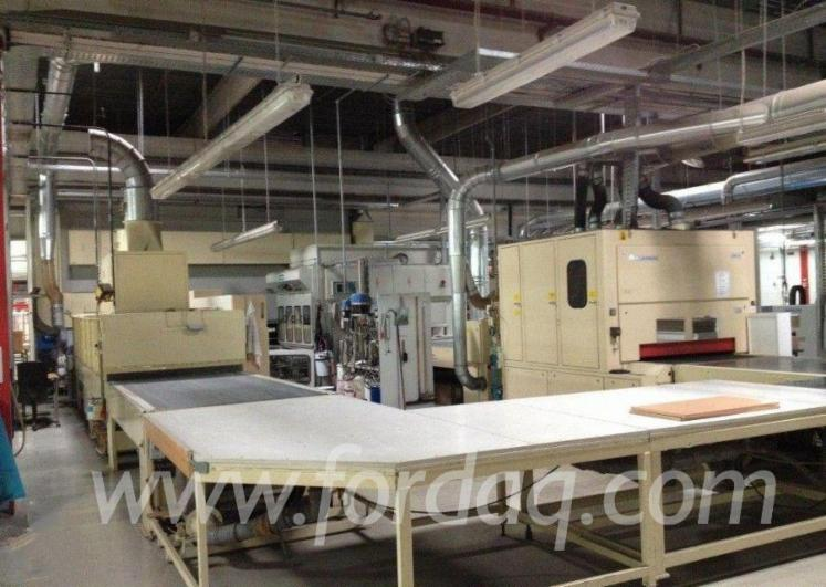 Used-Venjakob-U-2000-Complete-Production-Line---Other-For-Sale