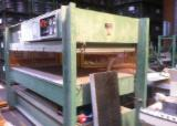 Used Ott JU 25-13 1982 Hand Fed Veneering Presses For Flat Surfaces For Sale Germany