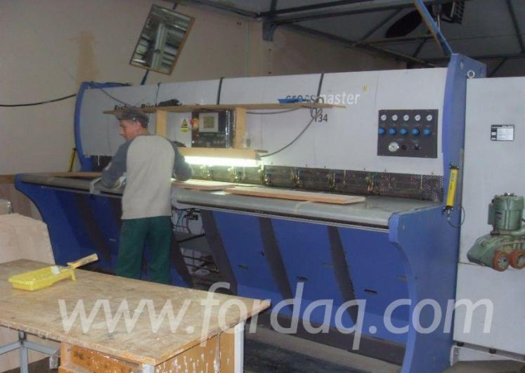 Used-Fischer-Und-R%C3%BCckle-Crossmaster-FZR-34-2005-Veneer-Production-Machines---Veneer-Processing--