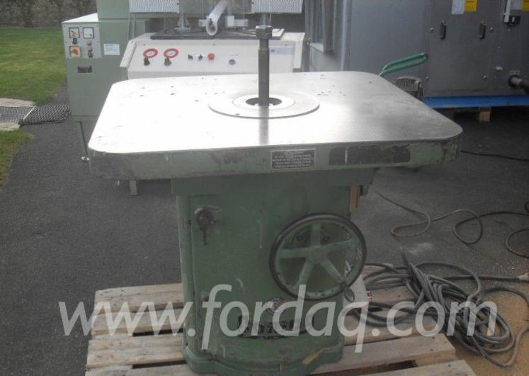 Single-spindle-Moulders-Comag-Tischfr%C3%A4se-Polovna