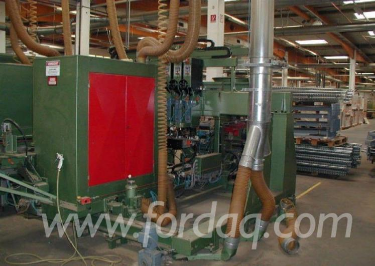 Used-Koch-SBD---320-1994-Boring-Unit-For-Sale