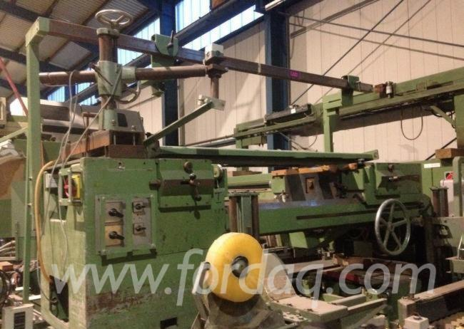 Used-H%C3%BCllhorst-U-1970-Double-And-Multi-Blade-Saws-For-Sale