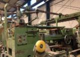 Hüllhorst Woodworking Machinery - Used Hüllhorst U 1970 Double And Multi Blade Saws For Sale Germany