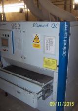 砂光带砂光机械 Bütfering SCO QC 213 旧 德国