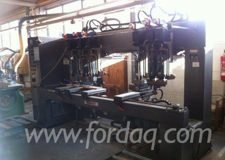 Used-Koch-BLG-1992-Boring-Unit-For-Sale