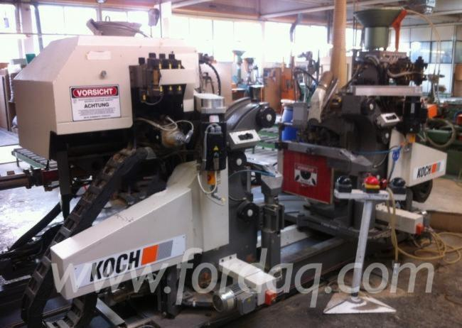 Used-Koch-Compact-1994-Boring-Unit-For-Sale
