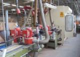 Leistenspritzmaschine Venjakob Leistenspritzmaschine