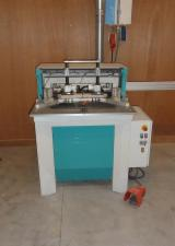 Hoffmann Woodworking Machinery - Used Hoffmann PP-2 FR 2002 Copying Shaper For Sale Germany