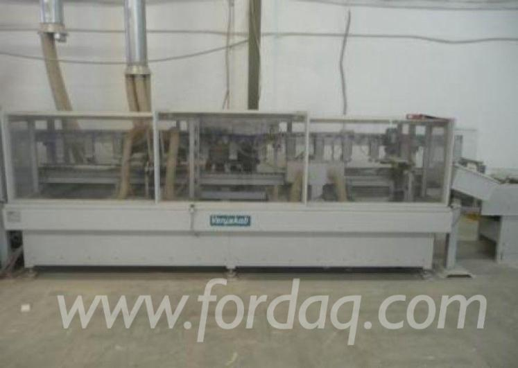 Used-Venjakob-Leistenspritzlinie-2006-Complete-Production-Line---Other-For-Sale