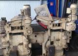 Bürkle Woodworking Machinery - Used Bürkle Doppelwalze DAL 2 1992 Coating And Printing For Sale Germany