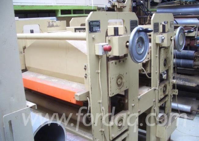 Used-B%C3%BCrkle-EFA-800-1984-Veneer-Production-Machines---Veneer-Processing---Other-For-Sale