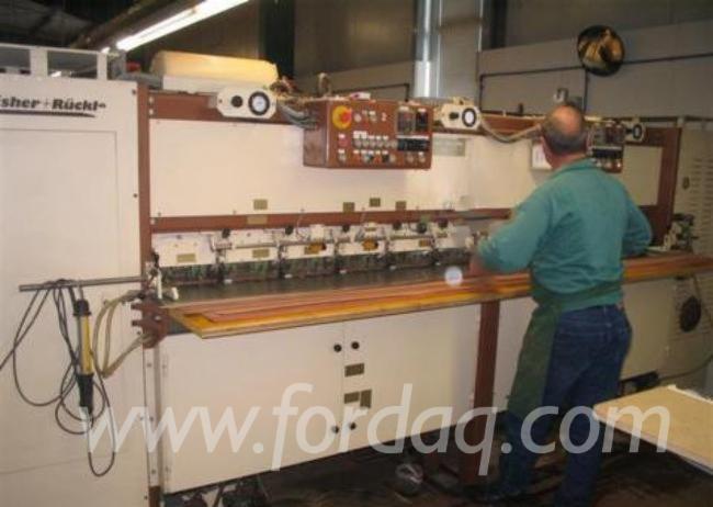 Used-Fischer-Und-R%C3%BCckle-FLA-FDQ-2850-FCA-1993-Veneer-Production-Machines---Veneer-Processing--