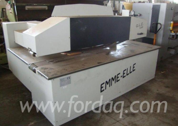 Used-Furnierklebemaschine-GLC-1200-2006-Veneer-Production-Machines---Veneer-Processing---Other-For