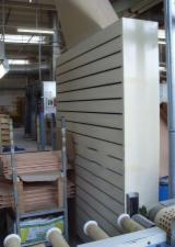 Cefla Woodworking Machinery - Used Cefla Abdunstwand 1990 Dust Extraction Facility For Sale Germany