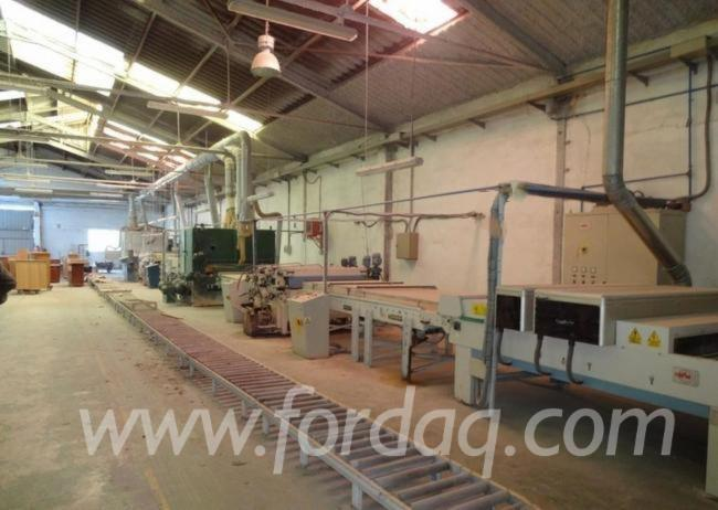 Used-Cefla-U-1990-Complete-Production-Line---Other-For-Sale