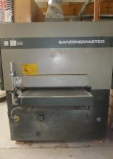 SANDINGMASTER Woodworking Machinery - Used Sandingmaster SCSB 2 - 900 1980 Belt Sander For Sale Germany