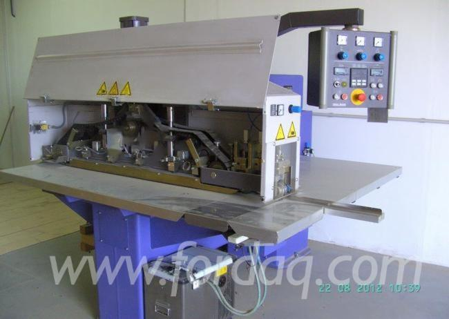 Used-Fischer-Und-R%C3%BCckle-Omnimaster-2007-Veneer-Production-Machines---Veneer-Processing---Other-For