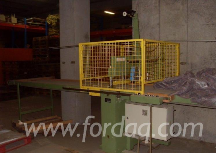 Used-Josting-QFS-800-Veneer-Clipper-For-Sale