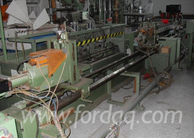 Used-Scheer-DB-3000-Boring-Unit-For-Sale