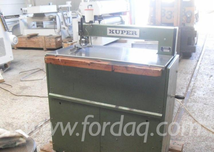 Used-Kuper-FWM-630-ST-Veneer-Production-Machines---Veneer-Processing---Other-For-Sale