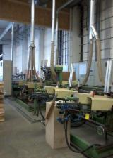 Used Maka SE 250 DS FST CNC BE 1992 Copying Shaper For Sale Germany