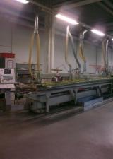 Used IMA U/F 720 1995 Machinining Centre For Routing, Sawing, Boring, Edge Banding For Sale Germany