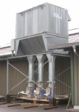 Machines À Bois - Vend Silo Pour Aspiration Filteranlage U Occasion Allemagne