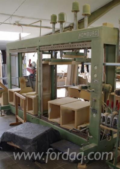 Clamping-Machines---Other-Homburg-Korpusspresse-%D0%91---%D0%A3
