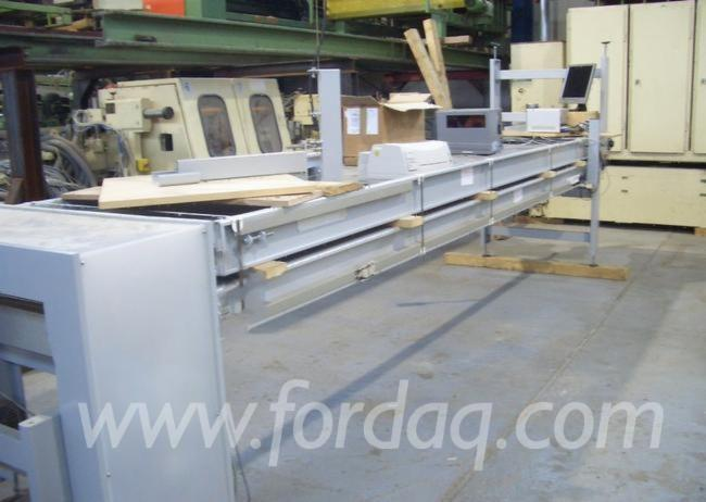 Used-Kleistronik-KT-96000-Funiermessanlage-2005-Veneer-Production-Machines---Veneer-Processing--