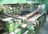 Sabit Işlemeler Için Üniversal Çok Kafalı Delme Makineleri Nottmeyer Komet Super SB 100 Used Almanya