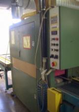 砂光带砂光机械 Hess Junior 旧 德国