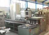 Window Production Line - Used Stegherr FDE 1993 Window Production Line For Sale Germany