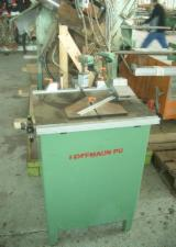 Hoffmann Woodworking Machinery - Used Hoffmann W 2-PU Copying Shaper For Sale Germany