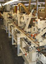 Used Kuhlmeyer LBM B7 Sander For Working Edges, Rebates And Profiles For Sale Germany