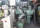 Zuckermann Woodworking Machinery - Used Zuckermann U Router For Sale Germany