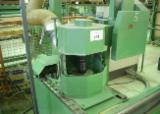 Single End Tenoning Machine - Used Gubisch ES 2000 1991 Single End Tenoning Machine For Sale Germany